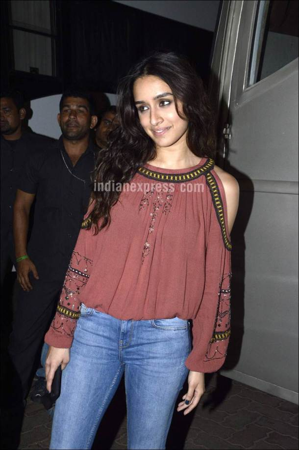 Shraddha Kapoor, Arjun Rampal, Shraddha Kapoor Pics, Shraddha Kapoor photos, Rock On 2, Shraddha Kapoor Arjun Rampal, Shraddha, Arjun, Rock On 2, Shraddha pics, Shraddha photos