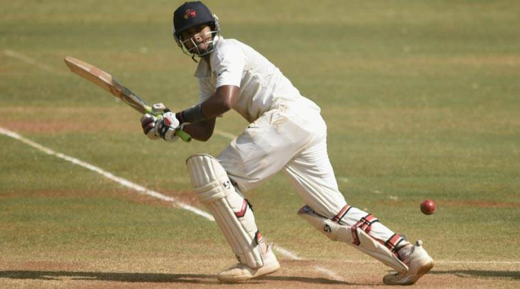 Ranji Trophy 2017, Mumbai vs Tamil Nadu, Mum vs TN, Murali Vijay, R Ashwin, Shreyas Iyer, Aditya Tare, Cricket news, Indian Express