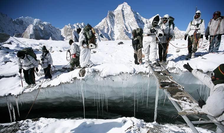 siachen, indian army, isro, siachen glacier, siachen news, siachen glacier, isro technology