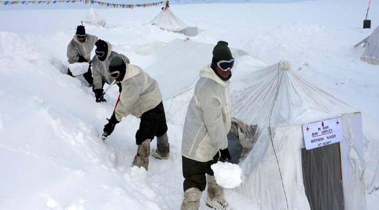 siachen-medical camp