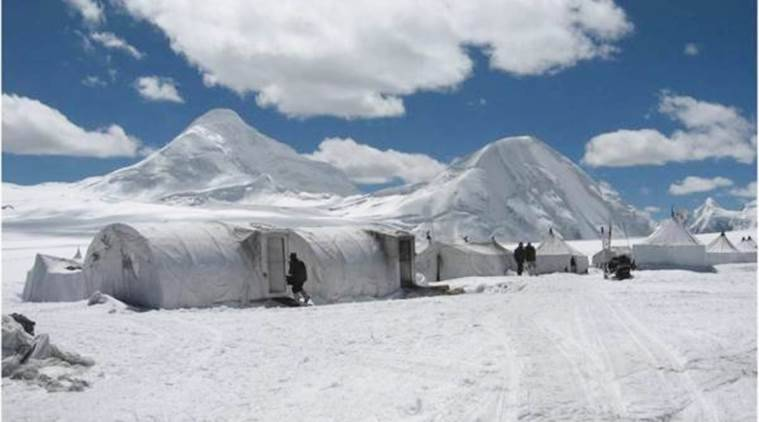 siachen-staff quarters