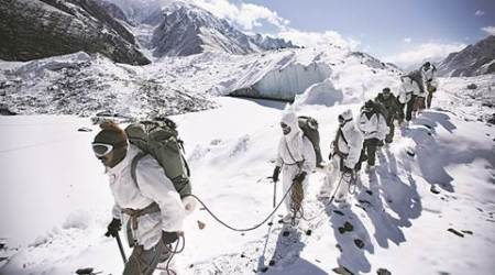 No question of withdrawing troops from Siachen as proposed by Pakistan, says Army