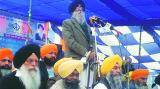Don't speak against Bhindranwale: Dhuma