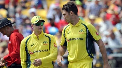 steve smith captain, steve smith, aaron finch captain, aaron finch, peter nevill, matthew wade, australia wicketkeeper, world t20 2016, world t20, icc world t20, icc world t20 2016, australia t20 squad, australia world t20 squad, australia squad, cricket news, cricket