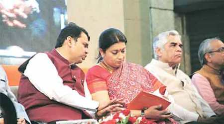 Why demonise what was good in ancient Indian science, asks SmritiIrani