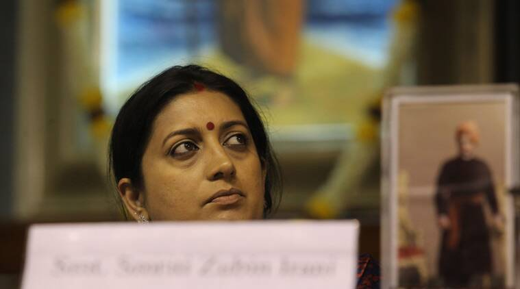hrd ministry, smriti irani, indian institute of technology, iit, iit sanskrit, hrd ministry sanskrit, hrd advisory iit sanskrit courses, sanskrit courses in iits, india news, education news, latest news