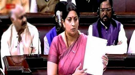 Cannot intervene in administrative matters of universities, replies Irani