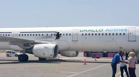 somalia, somalia plane, somalia plane blast, somalia plane emergency landing, somalia airplane blast, somalia news, world news, latest news