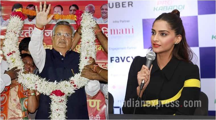 Sonam Kapoor, Neerja, Neerja Tax Free, Neerja Tax Free In Chhattisgarh, Sonam Kapoor Neerja, Entertainment news