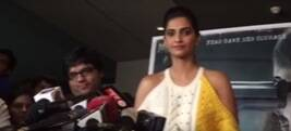 SRK & Aamir Khan Will Be Afraid To Talk About Things Because Of Negative Reactions: Sonam Kapoor