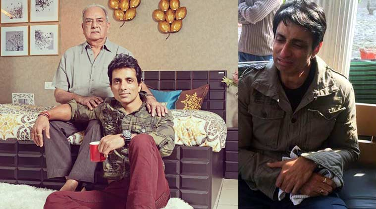 Sonu Sood, Sonu Sood father, Sonu Sood father death