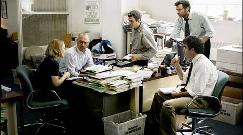 'Spotlight' to release in India on February 19