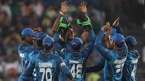 Ind vs SL T20I, Ind vs SL, India Sri Lanka, Kasun Rajitha, Rajitha wickets, Rajitha debut, Dasun Shanaka, Shanaka debut, Sri Lanka win, cricket news, Cricket