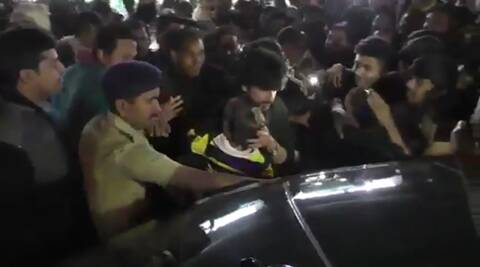 Shah Rukh khan, Shah Rukh Khan Son, Abram, Shah Rukh khan Abram, SRK abram, SRK son, Shah Rukh Khan son Abram, SRK son Abram, SRk ABram pics, SRK Abram photos, SRk Abram in Bhuj, SRk Abram in Gujarat, Entertainment news