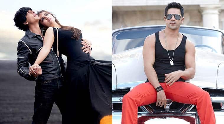 Shah Rukh Khan, Dilwale, Varun Dhawan, Varun Dhawan Dilwale, Varun Dhawan in Dilwale, Shah Rukh Khan Dilwale, SRK Dilwale, Kajol, Kriti Sanon, Entertainment news
