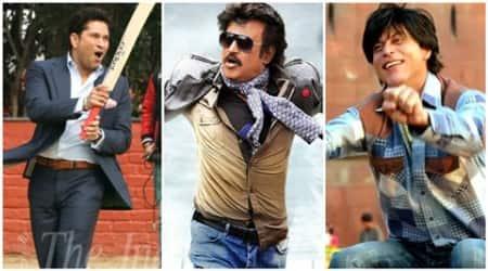 Shah Rukh Khan, Fan, SRK, Jabra fan, Jabra fan song, Shah rukh Khan Jabra Fan, SRk Jabra fan, Shah Rukh khan Fan, SRk Fan, Rajinikanth, sachin Tendulkar, Mahatma Gandhi, Yash Chopra, Entertainment news