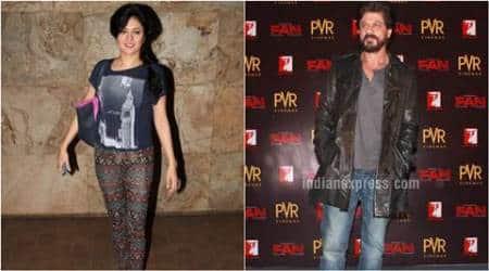 Shah Rukh Khan, Shah Rukh khan news, Sonal Sehgal, Sonal Sehgal kick boxing, Shah Rukh Khan kick boxing, SRK, Entertainment news