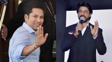 Sachin Tendulkar, Shah Rukh Khan show love, respect to each other on Twitter