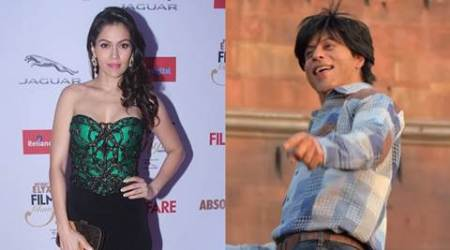 Shah Rukh Khan taught me to be humble: Waluscha De Sousa