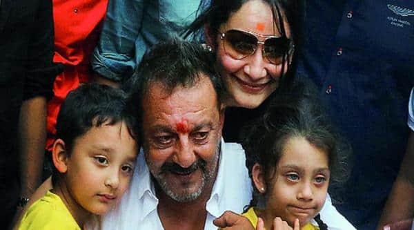 sanjay dutt, sanjay dutt release, sanjay dutt out of jail, yerwaad jail sanjay dutt, sanjay, sanjay dutt jail