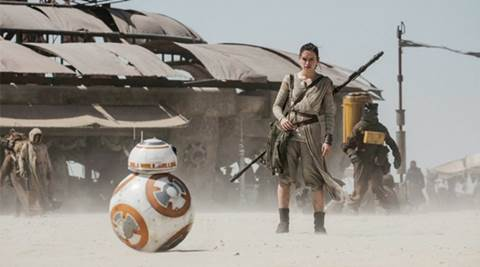 Star Wars:The Force Awakens leads MTV Movie  Awards nominations