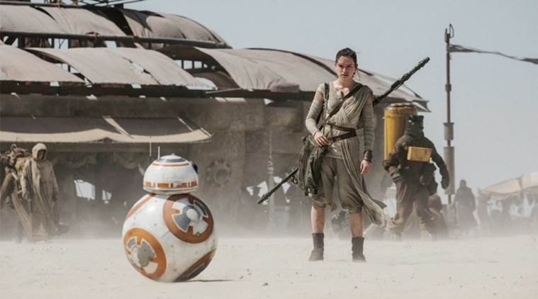 Star Wars: The Force Awakens, Star Wars: The Force Awakens Film, Star Wars: The Force Awakens movie, Star Wars: The Force Awakens Awards, Star Wars: The Force Awakens 2016, Entertainment news