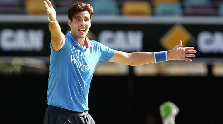 Englands Steven Finn to miss World T20 due to injury The Indian