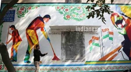 swachh city, Swachh Survekshan 2017, Swachh Survekshan, cleanest city india, india cleanest city, indore, Swachh Survekshan, swachh bharat abhiyaan, swachh city report, india news, indian express news