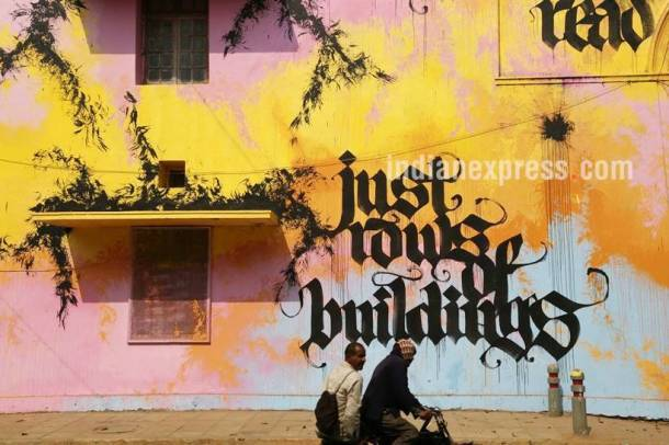 PHOTOS: India St+ Art Festival: The beautifully painted walls of ...