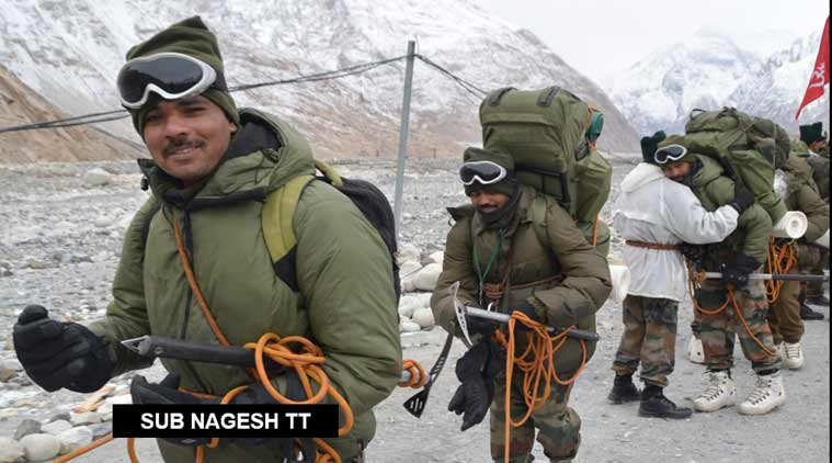siachen, siachen avalanche, siachen avalanche martyrs, siachen martyrs, siachen news, siachen martur bodies, siachen martyr remains, indian army, india news