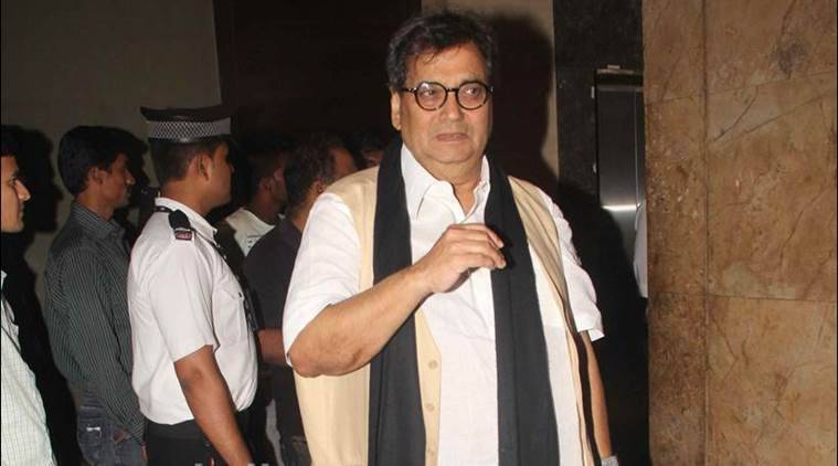 Subhash Ghai sexual harassment case