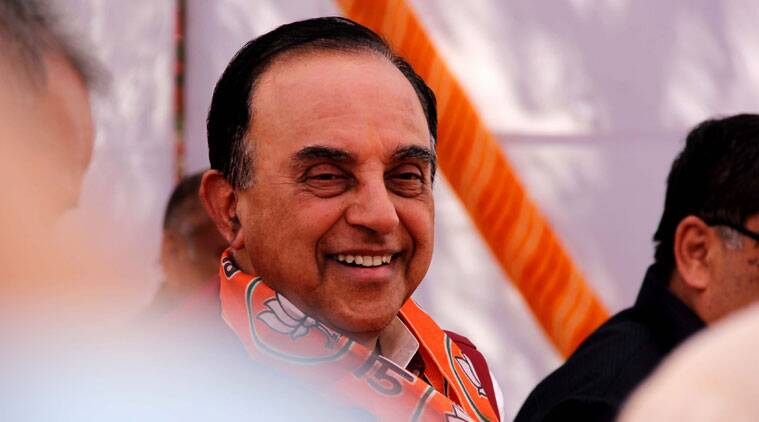 Image result for subramanya swamy
