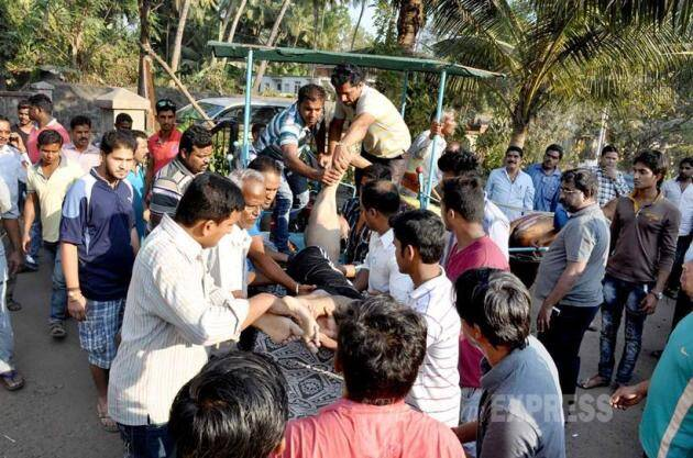 raigad, students drown, raigad students drowned, students drowned, murud beach, pune students, mumbai sea, raigad, pune news, maharashtra news, india news