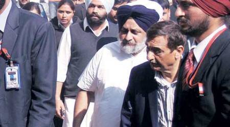 1999 poll violence case: Sukhbir Badal appears in court, says charges false