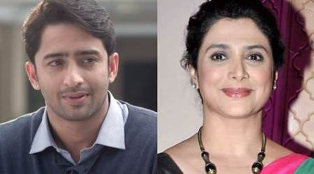 Supriya Pilgaonkar is my favourite actor: Shaheer Sheikh