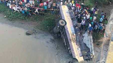 Navsari bus accident: College to refund fee to family of 2 girl victims