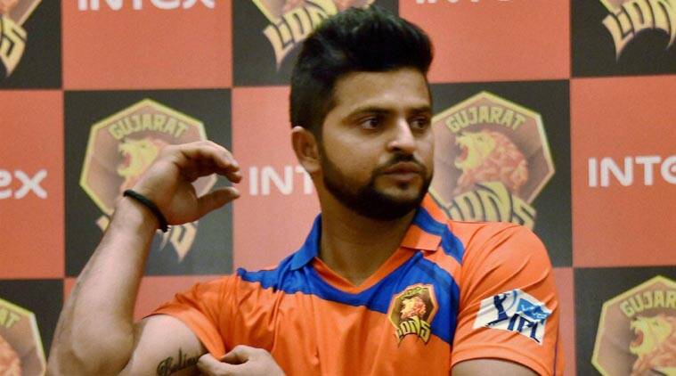 Suresh Raina, Suresh Raina IPL, Brendon McCullum, McCullum 100, McCullum record, McCullum fastest hundred, IPL, Gujarat Lions, Cricket News, Cricket