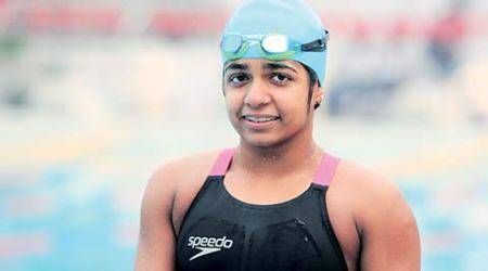 South Asian Games in Guwahati: Chandigarh swimmer wins first medal in international competition