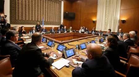 UN envoy declares 'official beginning' to Syria peacetalks
