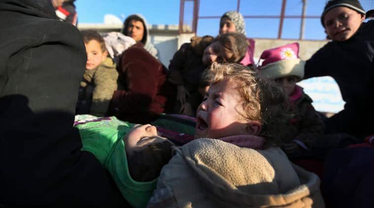 Refugee crisis, syria, syrian refugees, turkey, turkey refugees, refugees in syria, refugees in turkey, syrian activists, world news, latest news, syria news