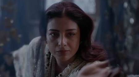 Tabu wants to do an action film now
