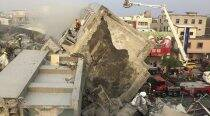 Taiwan: Earthquake of 6.4 magnitude leaves 11 dead, hundreds rescued and injured