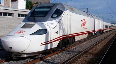 Talgo, talgo train trial, railways, spanish train, new train trial, india talgo train, talgo train speed, talgo train, new spain train, new bullet train, talgo bullet train,