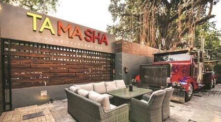 Tamasha, CP, CP cafe, unique cafes in Delhi, amazing places to eat in Delhi, best places to eat in delhi, unique restaurants in delhi