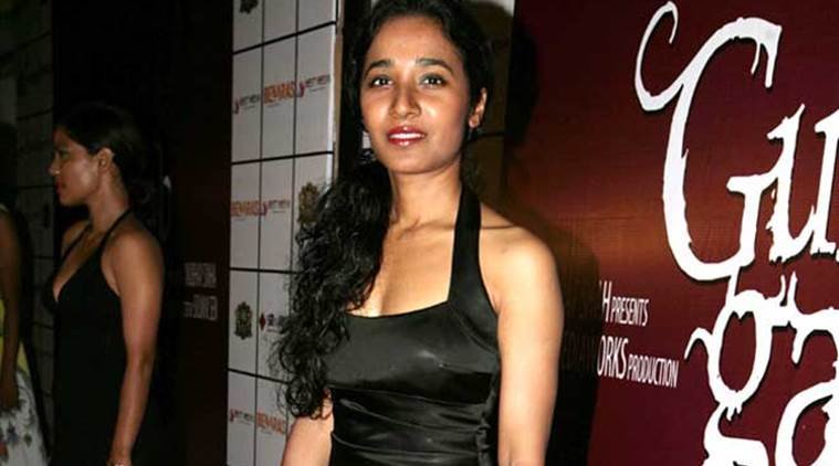 Tannishtha Chatterjee says there is a huge onus she feels for herself as an artiste while choosing roles as they can form stereotypes easily.