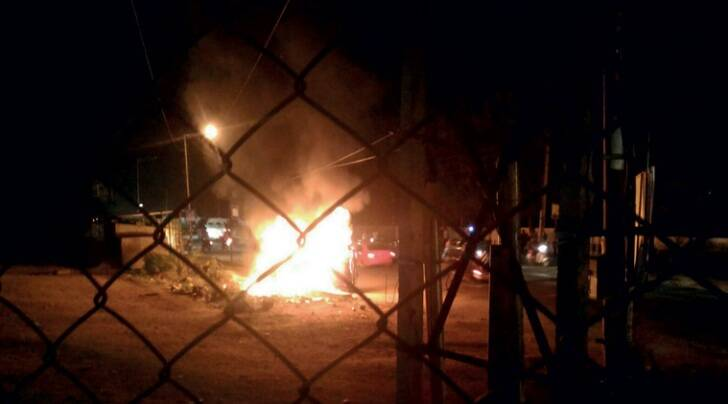 The Tanzanian student alleged that she was stripped and forced to walk naked in public by a mob that went on a rampage and set fire to her car after a road accident.