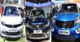 Tata Hexa, Nexon & Kite 5 At Auto Expo 2016: First Look Video