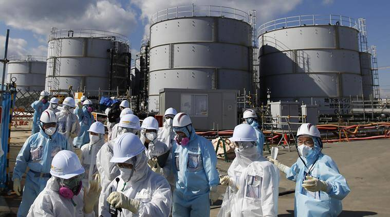 3 ex-execs of utility charged in Fukushima disaster