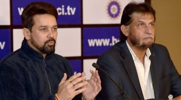 Anurag Thakur BCCI, Anurag Thakur, thakur bcci, bcci news, World Twenty20, World Twenty20 2016, India Pakistan, Ind vs Pak, Pak vs Ind, ICC, PCB, Shaharyar Khan, BCCI, cricket news, Cricket