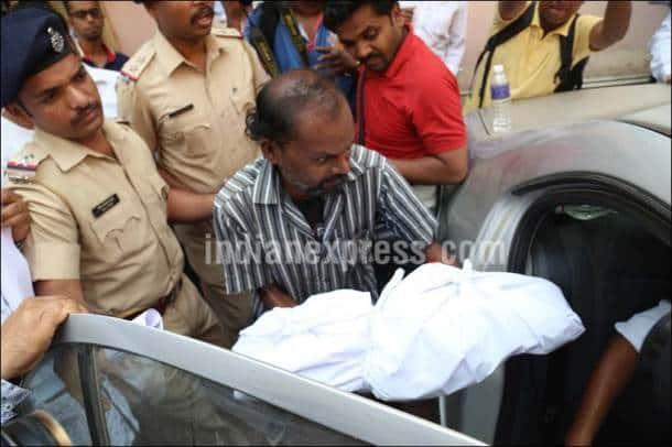 Thane, thane murder, thane killing, thane murder case, thane crime, thane 14 murdered, thane man kills family, thane news, mumbai news, mumbai murder